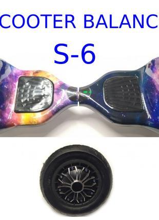 Гірocкутер 10 дюймів S-6 Smartway Pro mini segway оптом