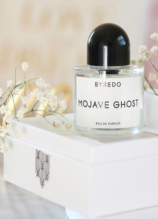 Byredo Mojave Ghost Оригинал EDP  2 мл Затест_парф.вода