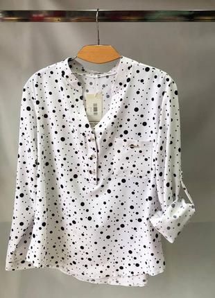 Женская блузка размер 50-56