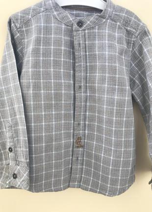 Рубашка для мальчика 86 размер