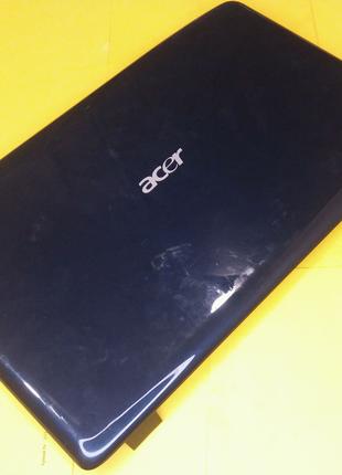 Крышка матрицы ноутбука Acer aspire 5535
