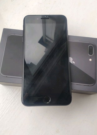 Iphone 8 plus 64 Gb Black