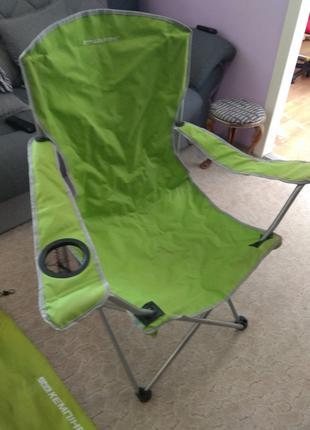 Кемпінг Розкладний стілець QAT-21063-для рибалки та відпочинку.