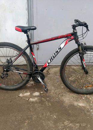 Велосипед Cross SW 330, 29 колесо, 21 передача, дисковый тормоз