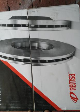 Тормозные диски Рено меган 2