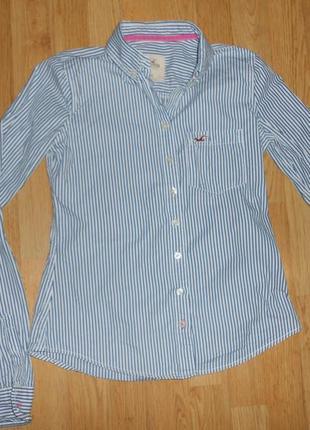 Рубашка р.6  стильная,фирменная  holister