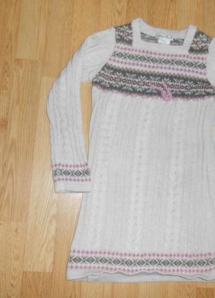 Платье на девочку 6-7 лет  jillians closet