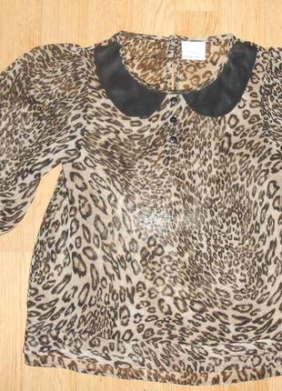 Блуза на девочку 7 лет  стильная   next