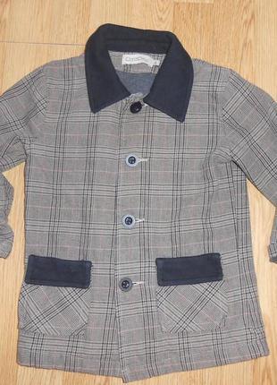 Пиджак на мальчика 3-4 года