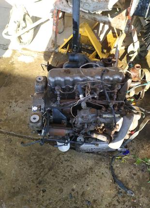 Двигун дизель