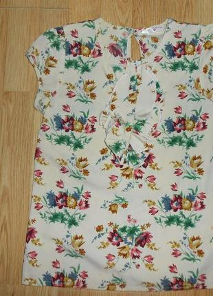 Блуза на девочку 10-11 лет
