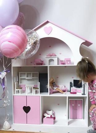 Будиночок для ляльок, домик для кукол, детский домик для кукол