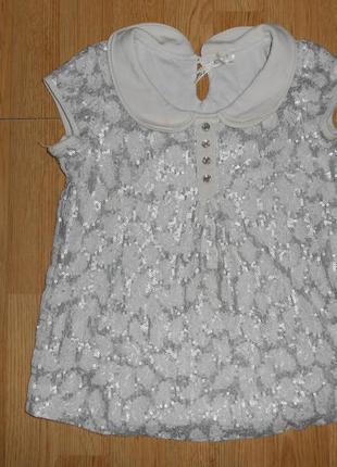 Блуза на девочку 9 лет