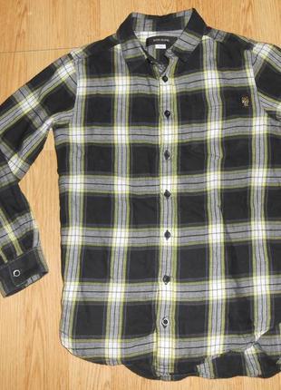Рубашка на мальчика 7 лет