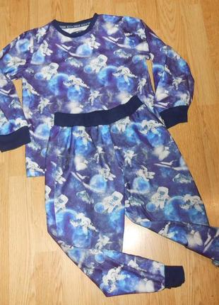 Пижама на мальчика 6-7 лет