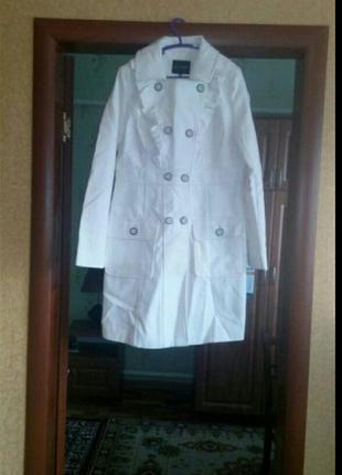 Демисезонное пальто bodyflirt p.40