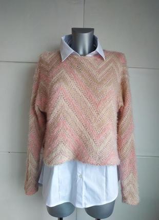 Нежный джемпер,  свитер zara