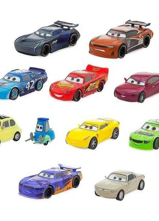 Наборы машинок из мультфильма Тачки, Disney Pixar Cars