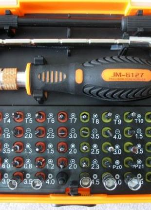 Набір для ремонту телефонів і смартфонів Jakemy JM-8127 оригін...