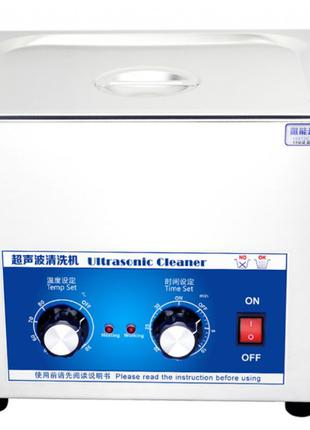 Ультразвуковая ванна 3,2 литра с подогревом для очистки часов
