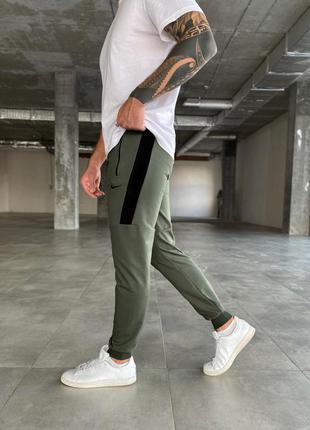 Спортивные штаны | nike | манжет | весна/осень