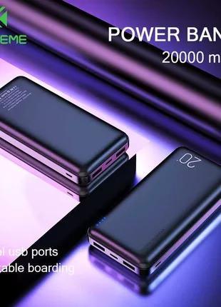 FLOVEME powerbank, 20000 мА/ч