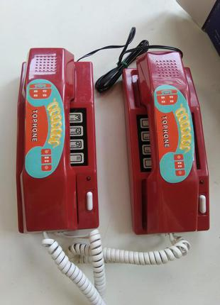 Телефон переговорное устройство на 2 телефона