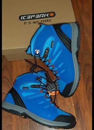 Термо зимние ботинки 42