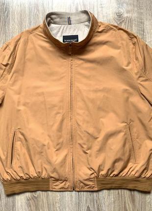 Мужская классическая куртка ветрока schneiders salzburg