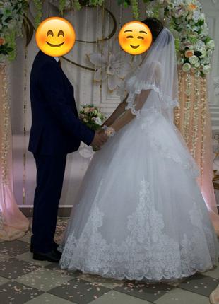 """Весільна сукня """"TM-GOLANT"""""""