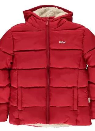 Куртка зимняя детская Lee Cooper, Англия
