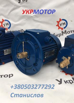 Электродвигатель АИР,АМ 1.1кВт 3000,1500,1000,700 об/мин.