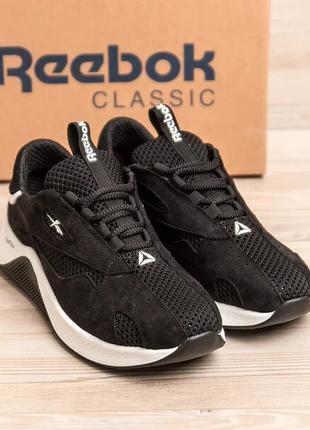 Мужские замшевые летние кроссовки Reebok  Crossfit(40-45р)