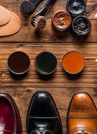 Реставрация обуви и изделий из кожи, химчистка, покраска, ремонт.