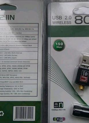 USB Wi-Fi адаптер для видеорегистратора.