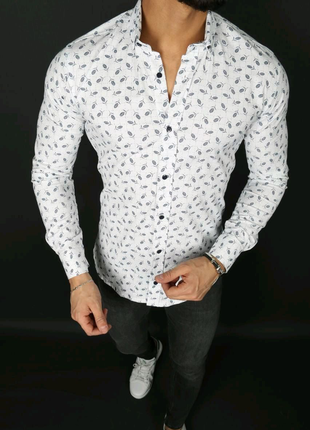 Рубашка з принтом