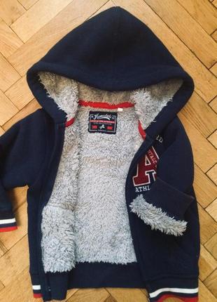 Бомбер,толстовка,куртка на меху,от бренда palomino