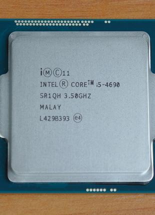 Продам процесор Intel Core I5-4690