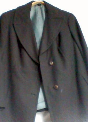 Пиджак женский шерстяной винтажный СССР