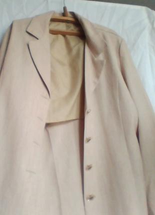Пиджак женский деловой винтажный СССР