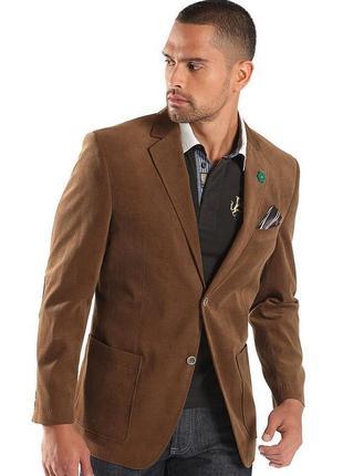 Стильный пиджак под замшу от немецкого бренда engbers