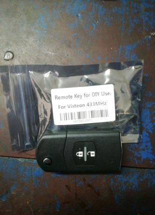 Ключ Mazda 3 Пульт дистанционного управления