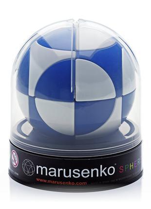 Головоломка Marusenko Sphere Blue & White Level 1