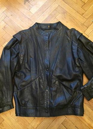 Куртка,косуха натуральная кожа от shepwear,англия
