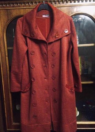 Стильный кардиган,трикотажное пальто, alkharrat