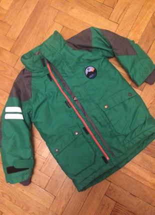Зимняя термо курточка, куртка, парка, лыжная, мембранная, h&m