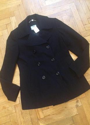 Стильное пальто,полупальто,шерсть от бренда yessica
