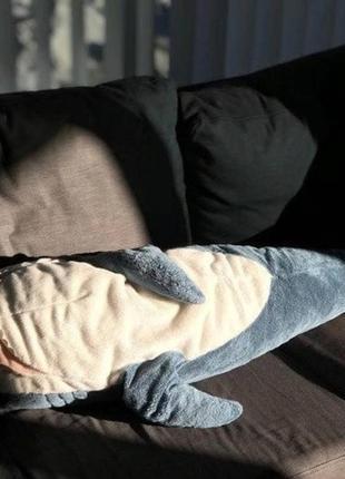 Акула Блохэй ikea shark