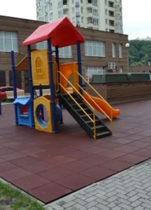 Покрытие для детских и спортивных площадок