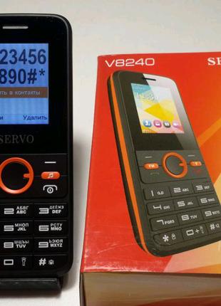 Мобильный телефон SERVO V8240